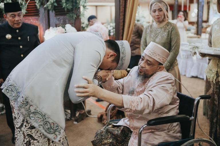 acara akad nikah