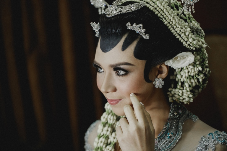 foto makeup wedding