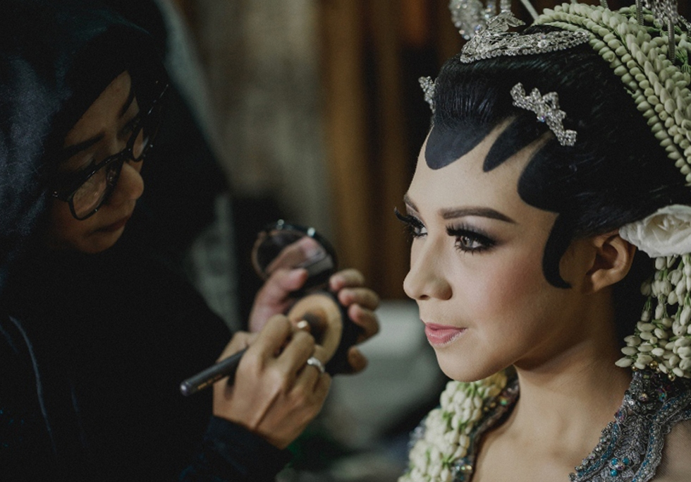 jasa foto wedding makeup artis