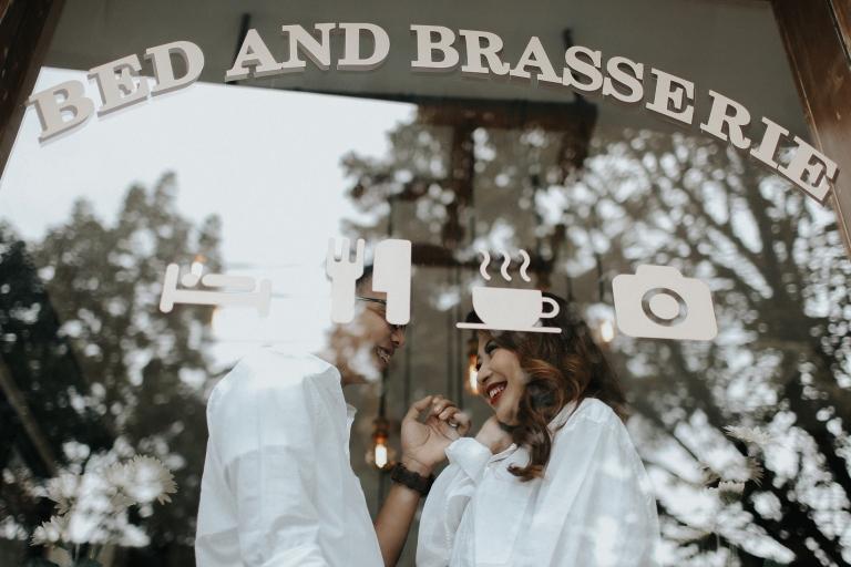 photo prewedding di bandung