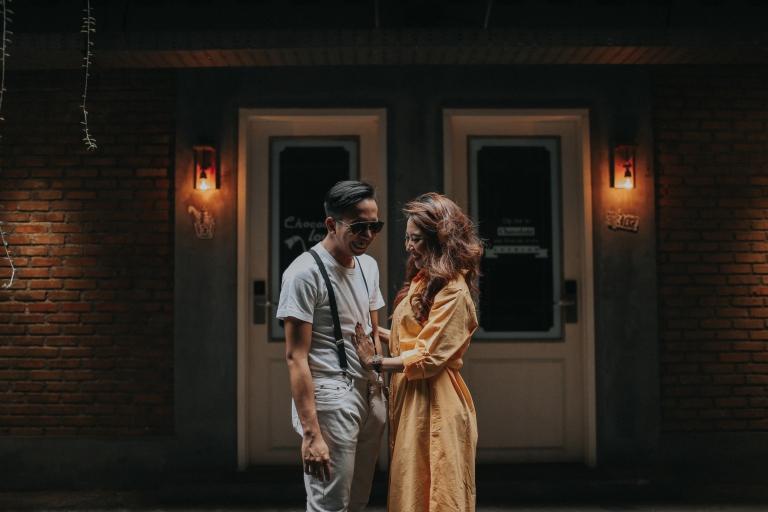 prewedding unik