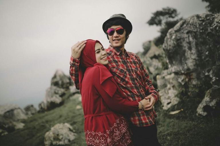 foto-prewedding-kasual-outdoor