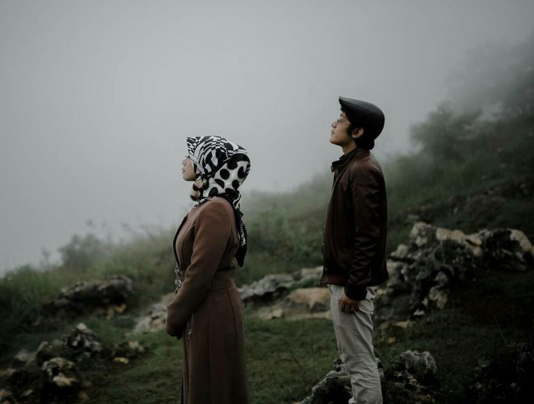 konsep-prewedding-islami