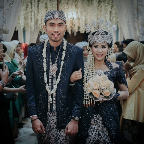 contoh photo wedding
