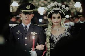 foto kirab wedding